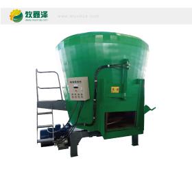 固定式单搅龙TMR饲料搅拌机9JGL-05