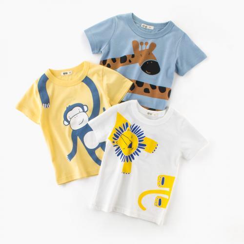 童装T恤2020夏季新款