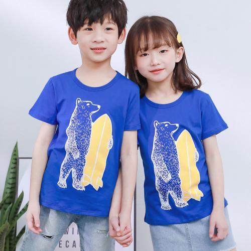 2020新款童装T恤儿童短袖