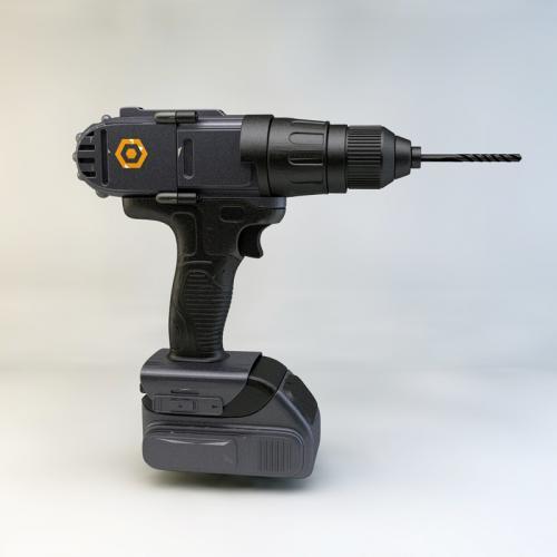 手电钻 C4D