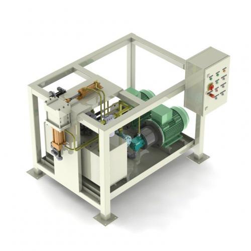 工业机械设计干冰成型机SW